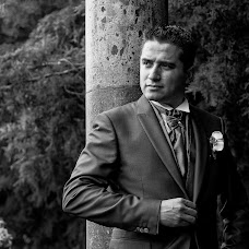Wedding photographer Ignacio Huitrón (IgnacioHuitron). Photo of 06.10.2017