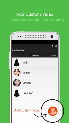 玩免費遊戲APP 下載Fake video call - FakeTime 2.0 app不用錢 硬是要APP