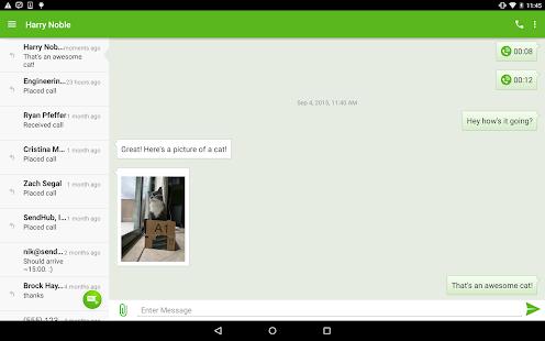 SendHub - Business SMS Screenshot 12