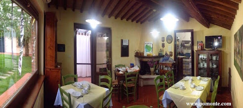 Photo: La nostra sala colazioni... www.pomonte.com