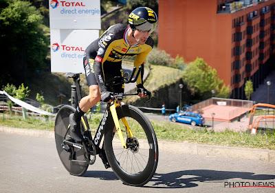 """Roglic kent plaats in ploegtactiek Amstel Gold Race: """"Wil mijn kansen opofferen voor Wout"""""""