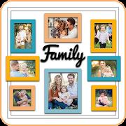 Photo frame, Family photo frame