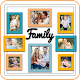 Photo frame, Family photo frame for PC-Windows 7,8,10 and Mac