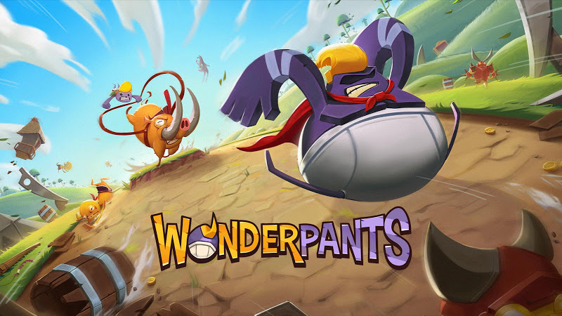 Wonderpants : Rocky Rumble Cheat APK MOD Free Download 0.2.15