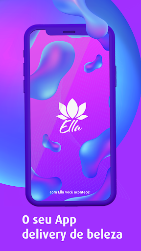 Ella - o app delivery de beleza 1.1.4 screenshots 1