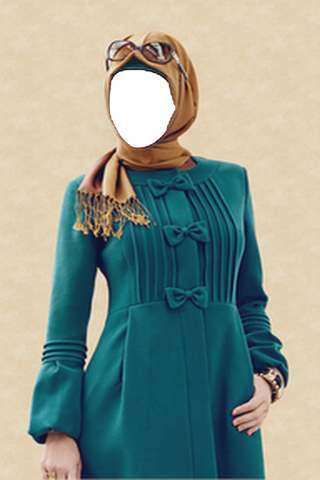 Hijab Fashion Suits Editor