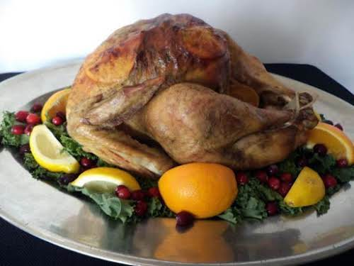 "Thanksgiving Turkey ""If you think you can't cook a turkey or your..."