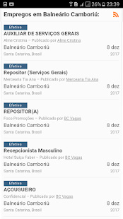 BC Vagas - náhled