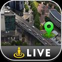 Live Street View Maps Navigation Satellite Maps icon