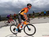 """Sterke prestatie van Damiano Caruso in voorlaatste etappe van de Giro: """"Ik ben de gelukkigste man op aarde"""""""