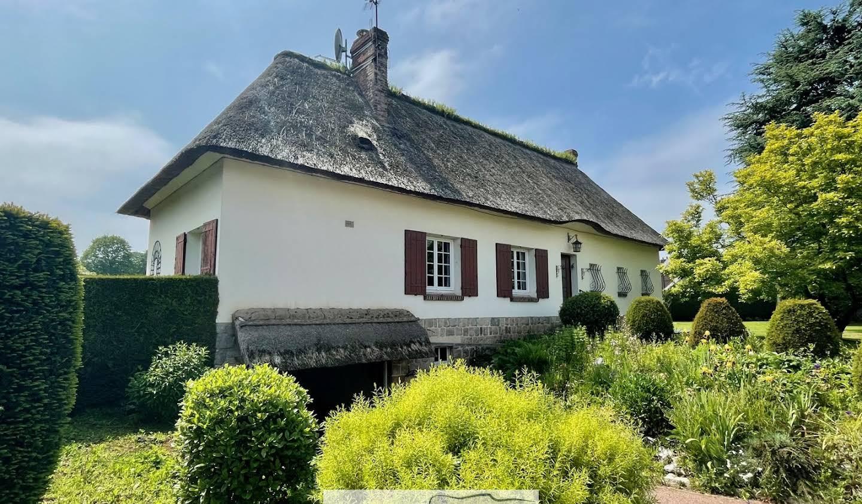 House with terrace Ouville-la-Rivière