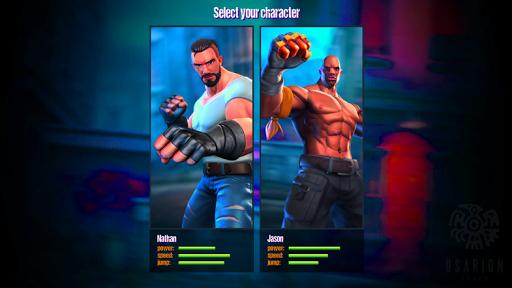 Fighter's League apkmind screenshots 3