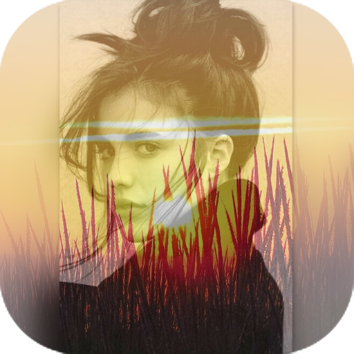 Square  Pic Collage-Sunset photo editor