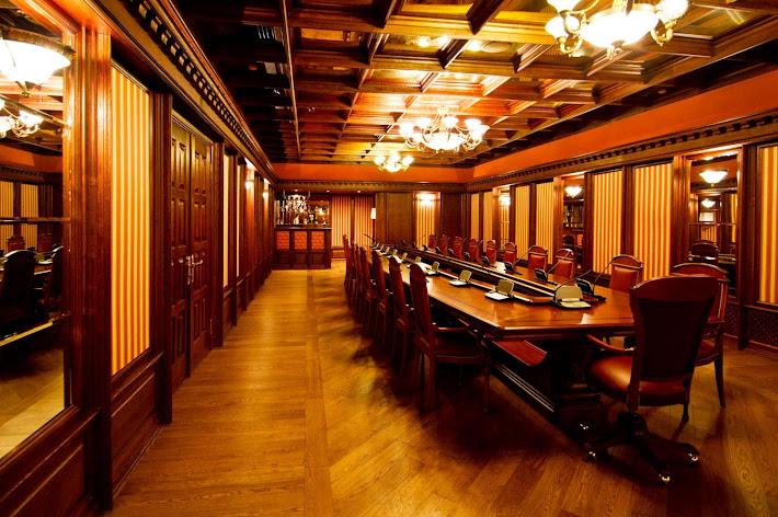 Фото №1 зала Конференц-зал «Президентский»