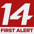 14FirstAlert Weather TriState icon