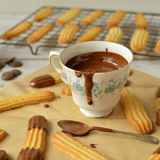 Chocolate Finger Foods Recipes