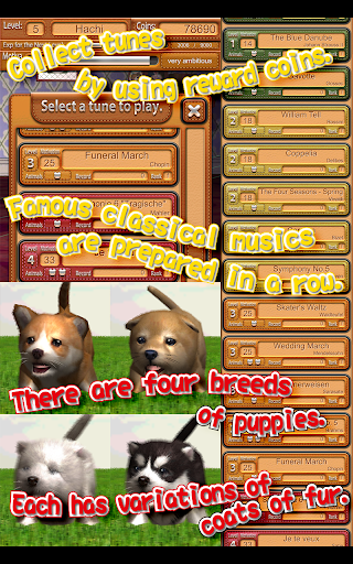 Animal Dance puppies apkpoly screenshots 13