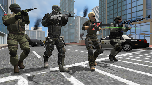 Earth Protect Squad: Third Person Shooting Game 1.84.64b screenshots 11