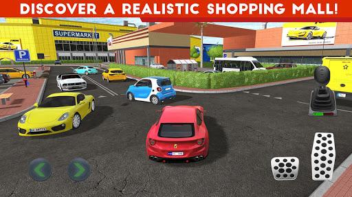 Shopping Mall Parking Lot modavailable screenshots 11