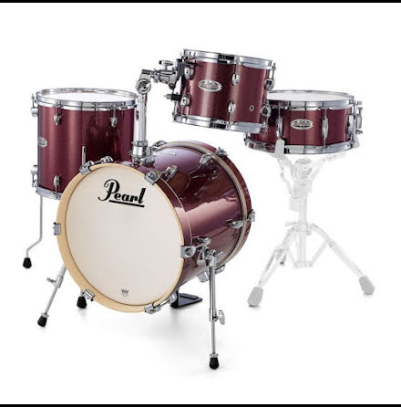 Pearl Midtown - MDT764P/C704 - Black Cherry Glitter