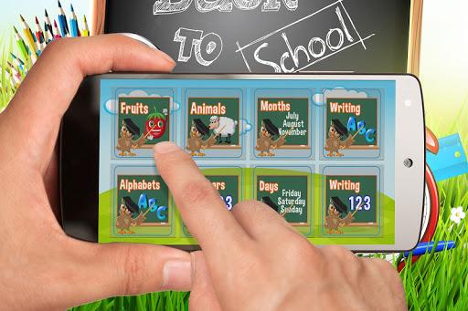 Baby Learning Game: Preschool