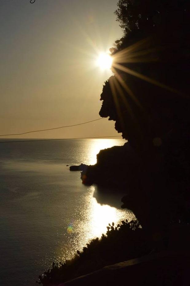 Sunset in Milazzo di nancy_miraglia
