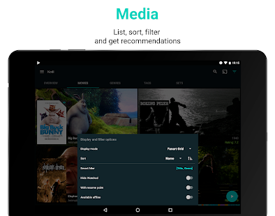 App Yatse: Kodi remote control and cast APK for Windows Phone