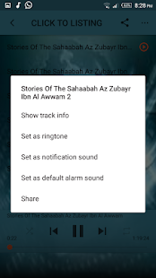 Tarihin Sahaabai By Dr Ali Isah Fantami mp3 - náhled