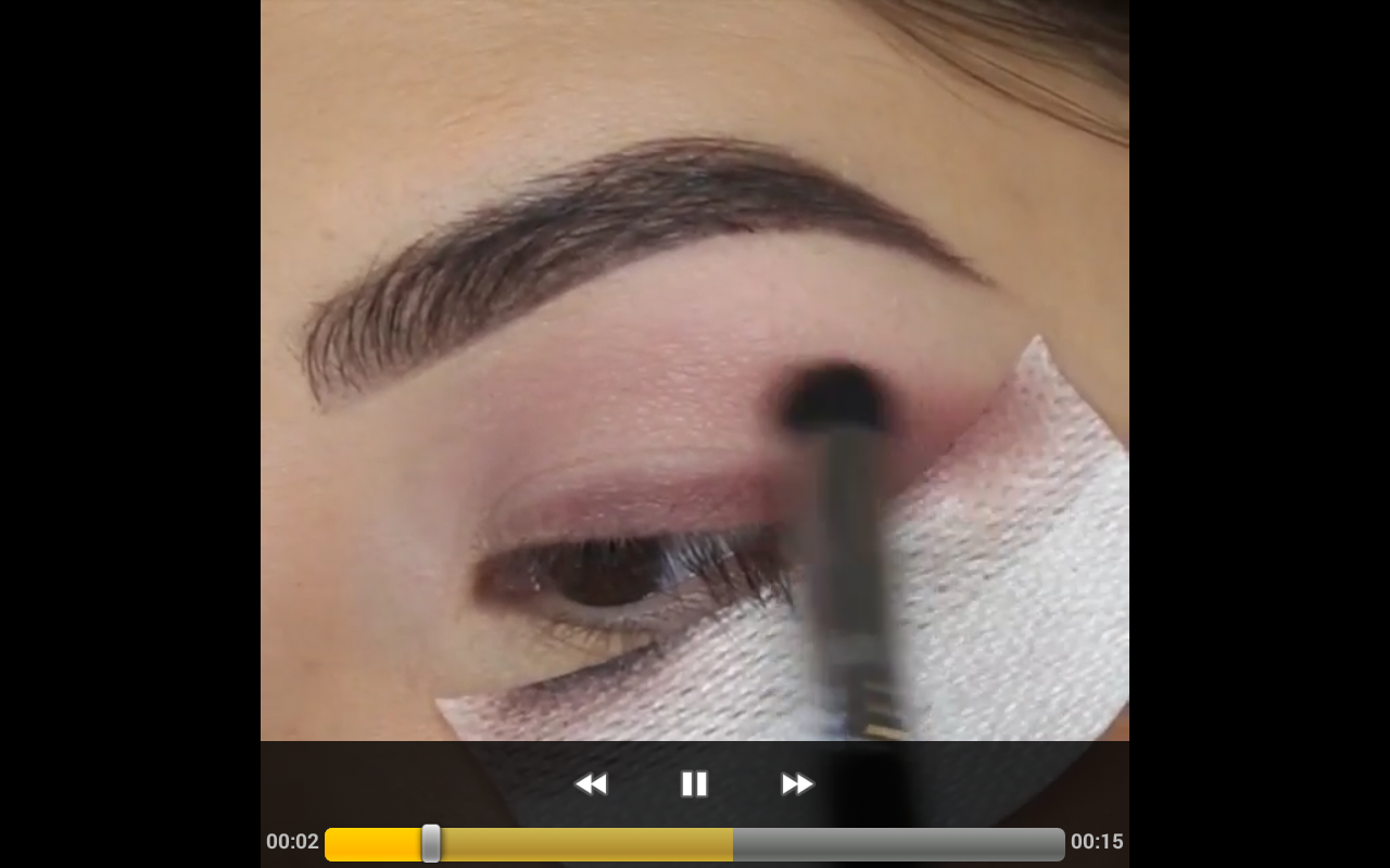 Eye Makeup Tutorial- screenshot