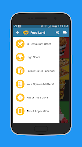 Food Land - فود لاند screenshot 1