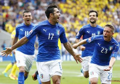 Squadra doet het op zijn Italiaans, Belgen kunnen groep al niet meer winnen