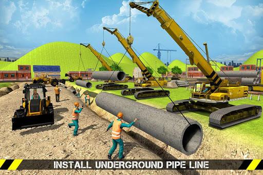 City Road Builder Construction Excavator Simulator 1.0.6 {cheat|hack|gameplay|apk mod|resources generator} 1