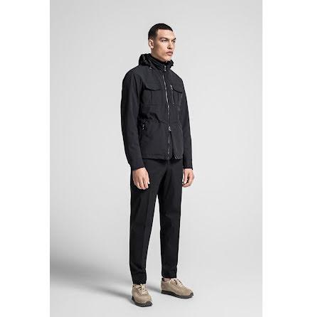 Oscar Jacobson Forester jacket black