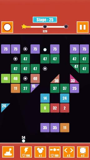 Ball Brick Breaker Puzzle Quest  captures d'écran 1