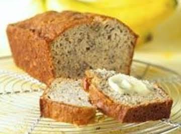 Cheating Banana Nut Bread