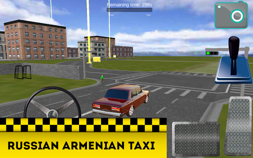 Russian Armenian Taxi