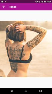 Tattoos for girls - náhled