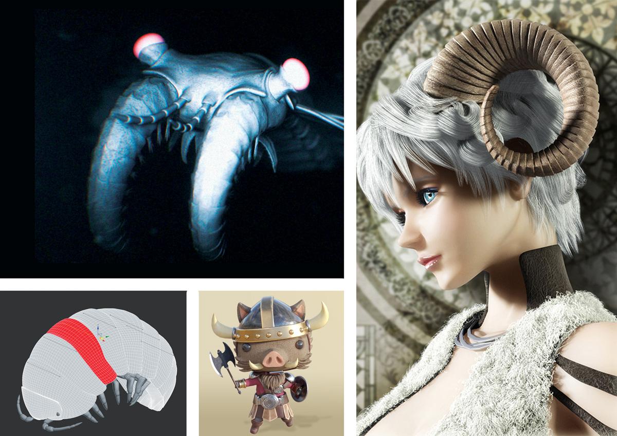 【特別企画】 3DCG、映像、ゲーム系の卒業生講演会を11月17日(日)に開催します。