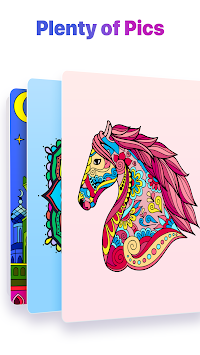 Color by Number – New Coloring Book