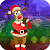 Kavi Escape Game 504 Christmas Deer Rescue Game