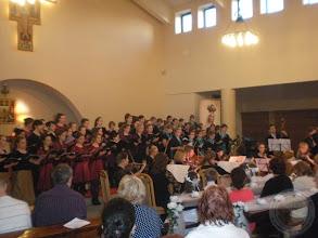 Photo: Koncert Chóru PG 20 w Kościele p.w. Bł. B. Lament w ramach Festiwalu Nauki i Sztuki (15 maja 2013)