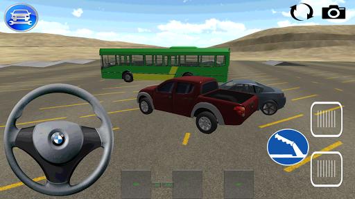 Şehir Arabaları Sürme Oyunu 3D