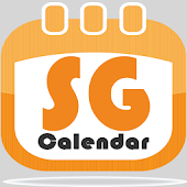 SG Holiday Calendar 2017 /2018