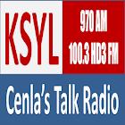 KSYL Talkradio icon