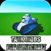 Tank Mod For Minecraft