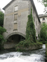 Photo: Le moulin de Saint-Piat