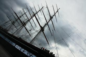 Photo: London - Greenwich - Cutty Sark (čajový klipr)  http://www.turistika.cz/cestopisy/londyn-tower-bridge-city-of-london-the-shard-belfast-greenwich-nulty-polednik-a-dalsi