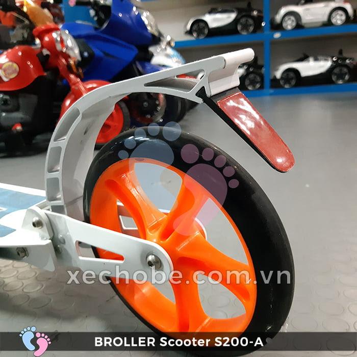 Xe trượt Scooter 2 bánh Broller S200A 13