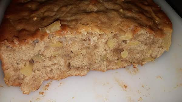 Simple Apple Cake From Scratch Recipe