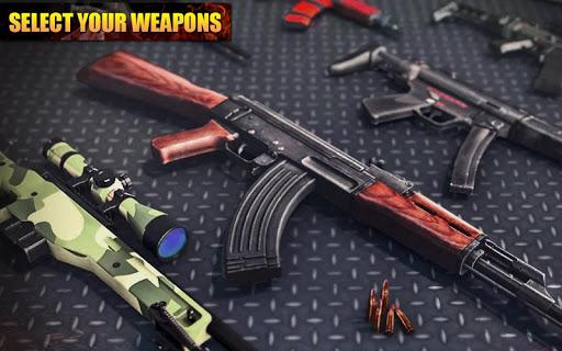 offline shooting game: free gun game screenshots 3